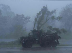 Photo of VIDEOS.  Hurricane Ida: extremely dangerous, it is now in category 4