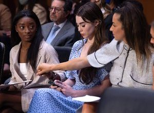 Photo of VIDEO.  United States: Simone Biles and three other gymnasts denounce the inaction of the FBI and sports authorities in the face of sexual assault