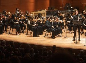 """Photo of New York Philharmonic """"Coming Home"""" After 18 Months In The Dark"""