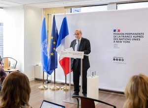 Photo of Submarine crisis: what to remember from Jean-Yves Le Drian's speech before the UN