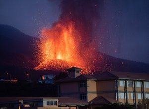 Photo of Eruption of the volcano in the Canaries: is the cloud that will fly over France and Occitania dangerous?