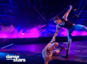 Photo of VIDEO.  Dance with the stars: actress Aurélie Pons falls heavily during her dance