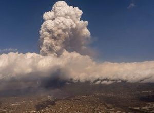 Photo of Volcanic eruption in the Canaries: residents evacuated and flights canceled