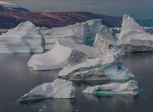 Photo of Climate: unprecedented rain near the top of the ice cap in Greenland