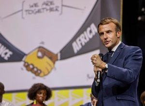 """Photo of MAINTENANCE.  Emmanuel Macron in Montpellier: France must """"reinvent relations with Africa"""""""
