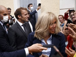 """brigitte-and-emmanuel-macron:-""""they-wanted-to-succeed,-and-ambition-is-not-a-fault"""",-according-to-author-gael-tchakaloff"""