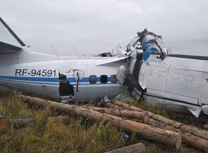 Photo of Sixteen dead in central Russian plane crash in Russia