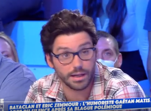 """Photo of After a joke on Eric Zemmour and the Bataclan attack, comedian Gaëtan Matis admits to having """"received death threats"""""""