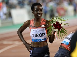 kenyan-athlete-agnes-tirop,-4th-in-the-tokyo-olympics-over-5,000m,-stabbed-to-death