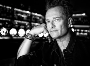"""Photo of David Hallyday in Toulouse: """"I say what I think and what I feel through my music"""""""