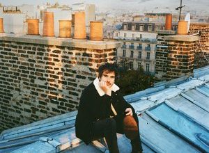 """Photo of Gauvain Sers in Toulouse: """"Songs help tolerance, sharing …"""""""