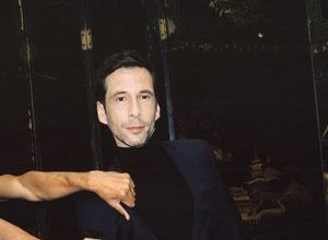 """Photo of Alex Beaupain: """"The Gainsbourg of Love on the beat gives off a slightly sweaty sexuality"""""""