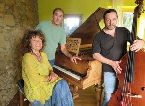 Photo of Vernajoul.  From classical to jazz with the Back Note Trio