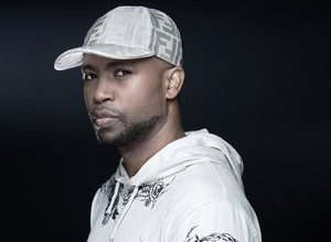 Photo of Rohff, rapper in linguist mode